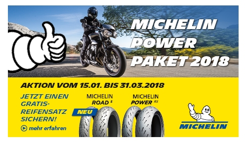 Michelin Power Paket 2018